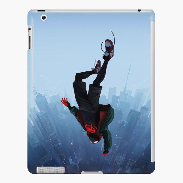 Miles Morales jump iPad Snap Case