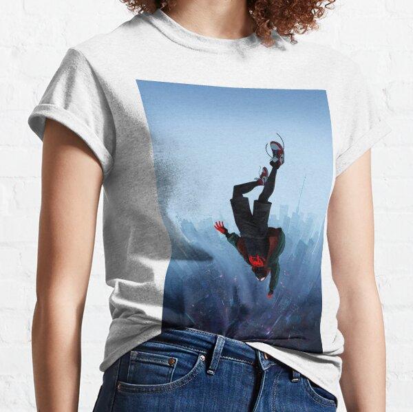 Miles Morales jump Classic T-Shirt