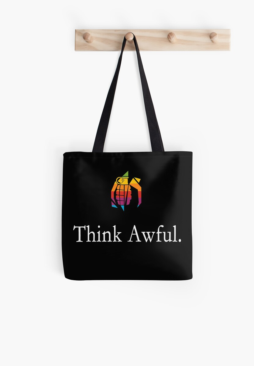 Think Awful by goonrathi