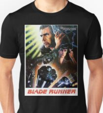 Blade Runner Merch Unisex T-Shirt