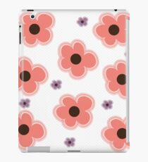 Flower oh Flower iPad Case/Skin