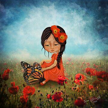Butterfly Whisperer by jitterfly