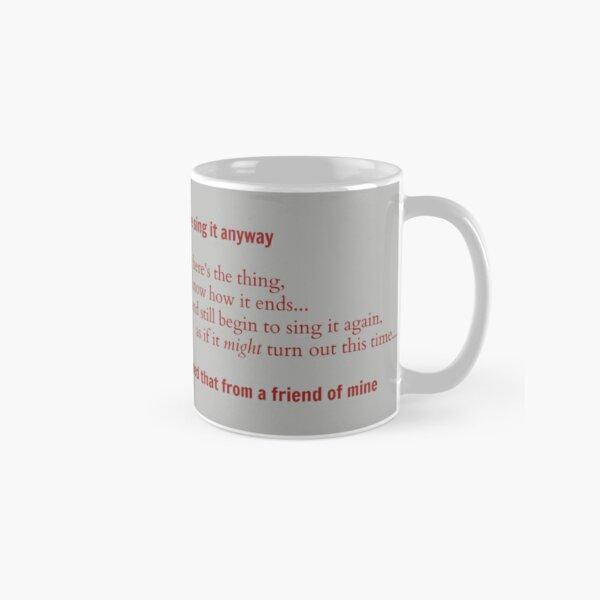 Hadestown  Classic Mug