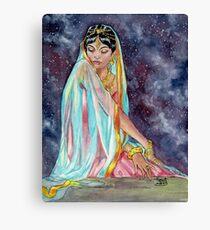 Shahrazade at Night Canvas Print