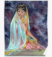 Shahrazade at Night Poster