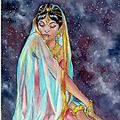 Shahrazade at Night by HAJRA MEEKS