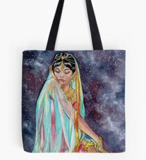 Shahrazade at Night Tote Bag