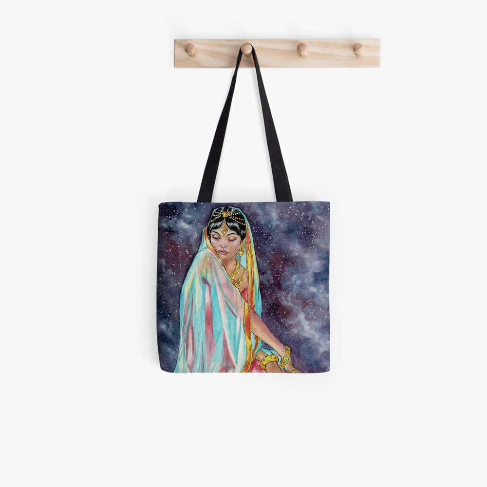 Shahrazade at Night Tote Bag