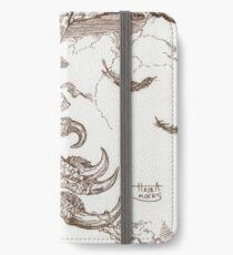 Sindbad & the Roc iPhone Wallet/Case/Skin