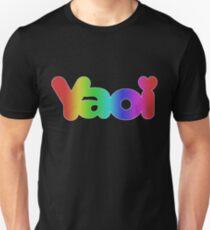 Yaoi: Rainbow Version Unisex T-Shirt