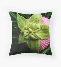 Neat Point Of View Throw Pillow