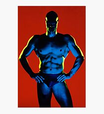Marvel Men 02 Photographic Print