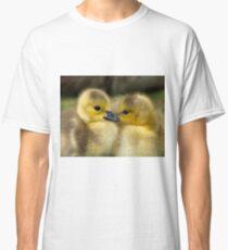 Baby Duck Love Classic T-Shirt