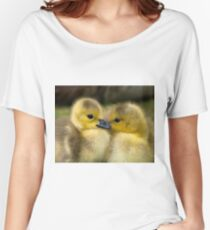 Baby Duck Love Women's Relaxed Fit T-Shirt