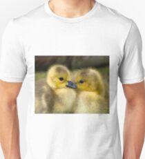 Baby Duck Love Unisex T-Shirt