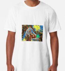 Illustration Long T-Shirt