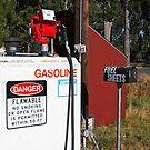 Gasoline by Julia Washburn