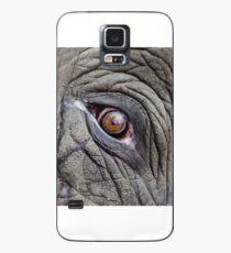 Elephant Eye Case/Skin for Samsung Galaxy