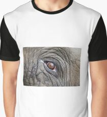 Elephant Eye Graphic T-Shirt