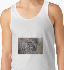 Elephant Eye Men's Tank Top