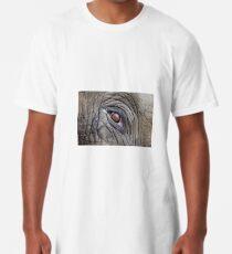 Elephant Eye Long T-Shirt