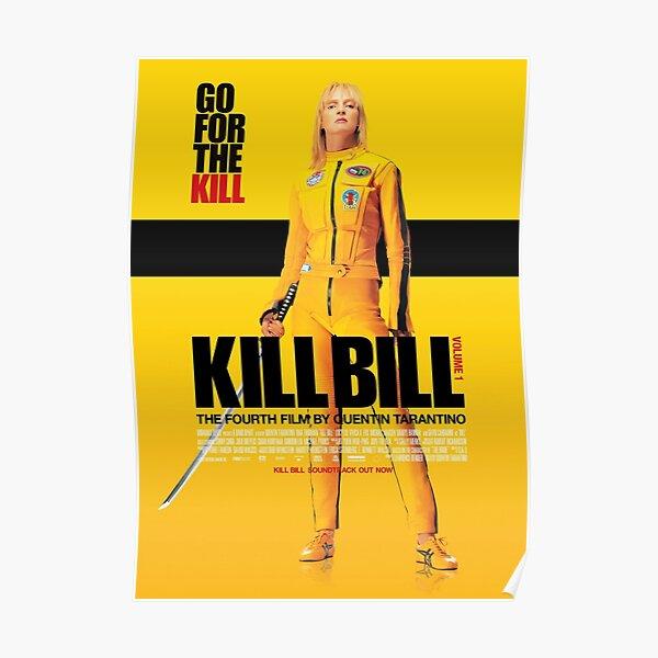 Matar a bill Póster