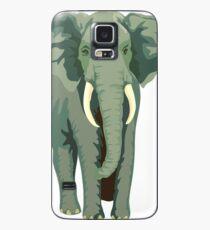 Elephant Full Illustration Case/Skin for Samsung Galaxy