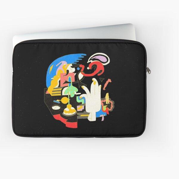 Mac Miller - Visages Housse d'ordinateur