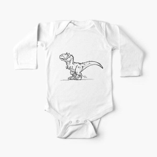 CORNIBUS DINO Baby Body Langarm