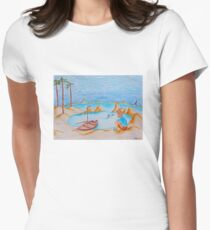 Swallows and Amazons Women's Fitted T-Shirt