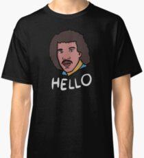 Lionel Richie (Hello) Classic T-Shirt
