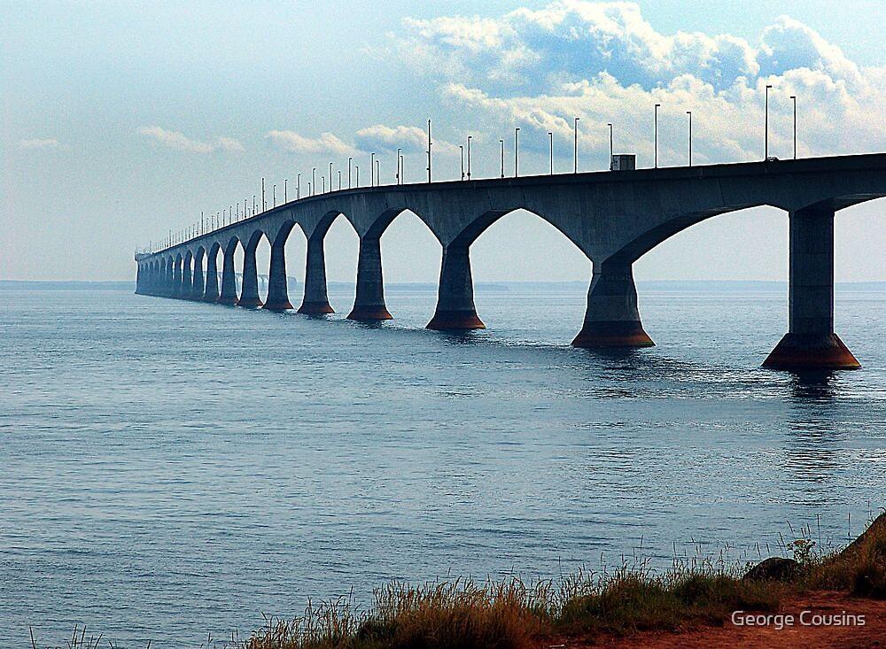 Confederation Bridge by George Cousins