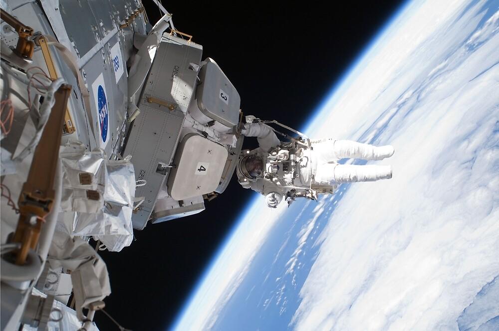 astronaut by bucciayodel