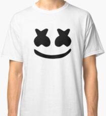 Marshmello Smiling Face Classic T-Shirt