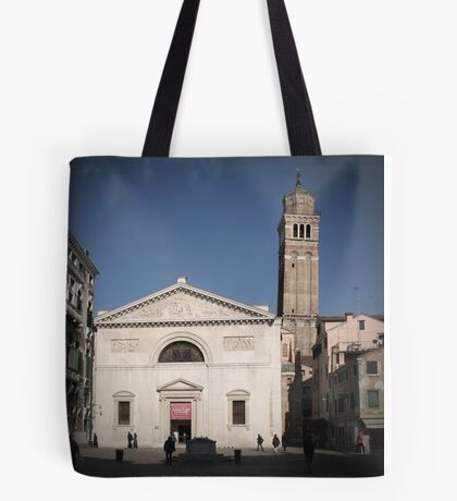 All These People - Venice, Campo San Maurizio Tote Bag