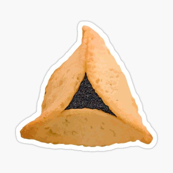 Purim Hamentaschen  Sticker