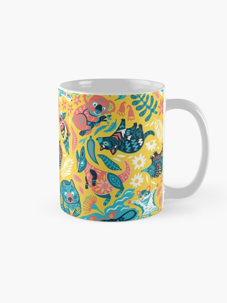 Alternate view of Animals Of Australia Mug