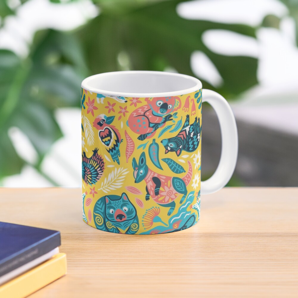 Animals Of Australia Mug