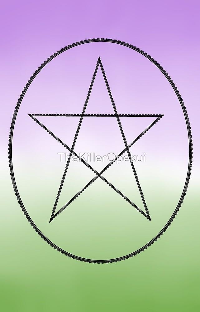 Non Binary, Pagan and Proud! by TheKillerOpekui