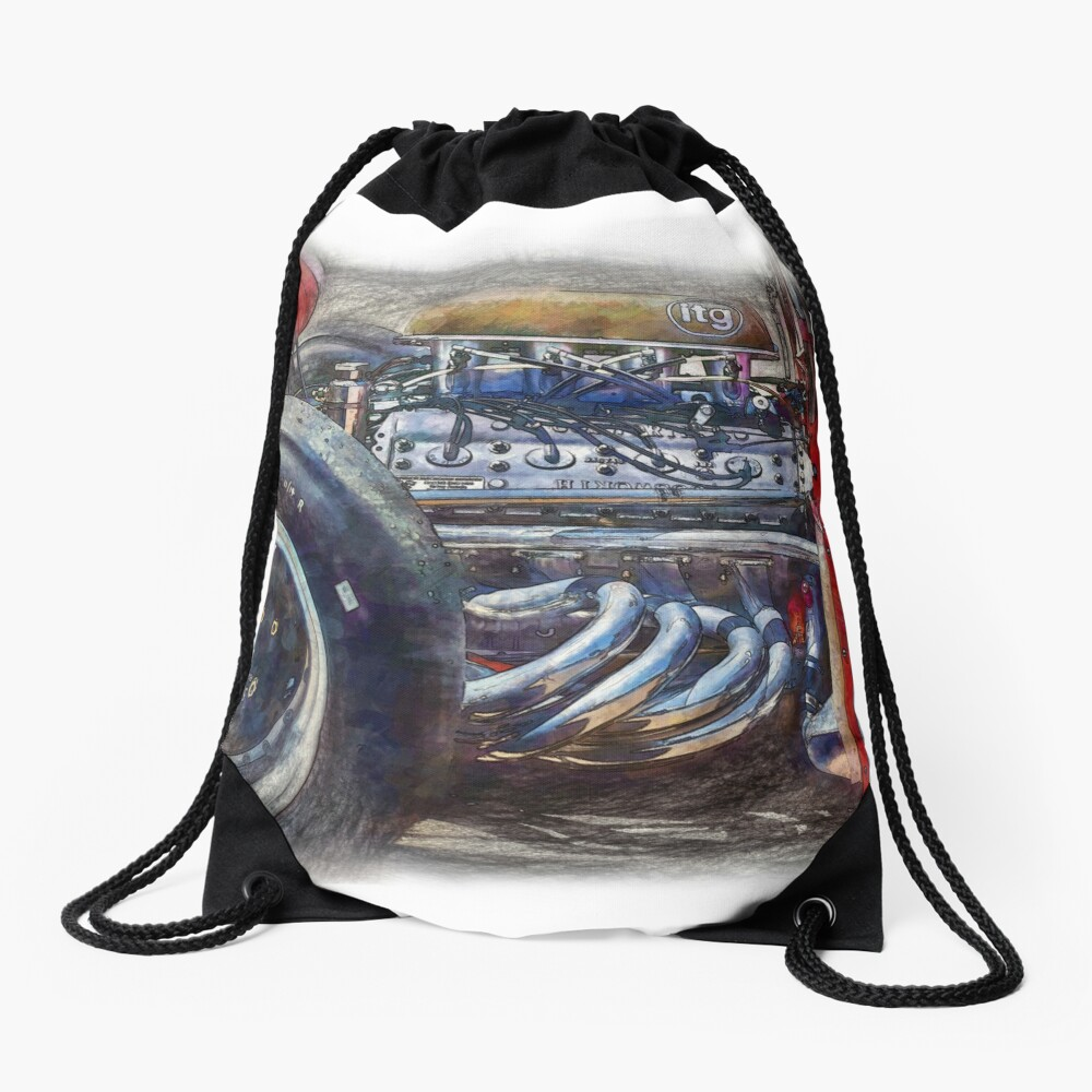 1972 Surtees TS9B Drawstring Bag