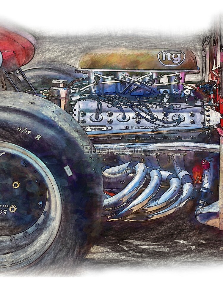 1972 Surtees TS9B by StuartRow