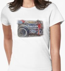 1972 Surtees TS9B Women's Fitted T-Shirt