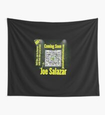 PrisonArtWare.com is proud to introduce Joe Salazar.  Wall Tapestry
