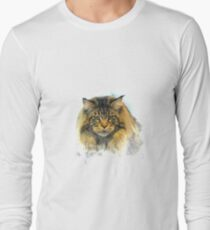Purebred cat Long Sleeve T-Shirt