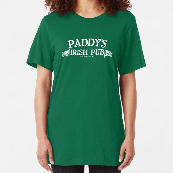 Paddy's Irish Pub  Slim Fit T-Shirt