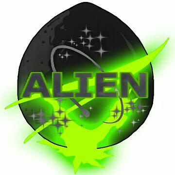 ALIEN NASA by mysteriosupafan