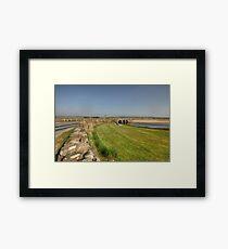 Lahinch view Framed Print