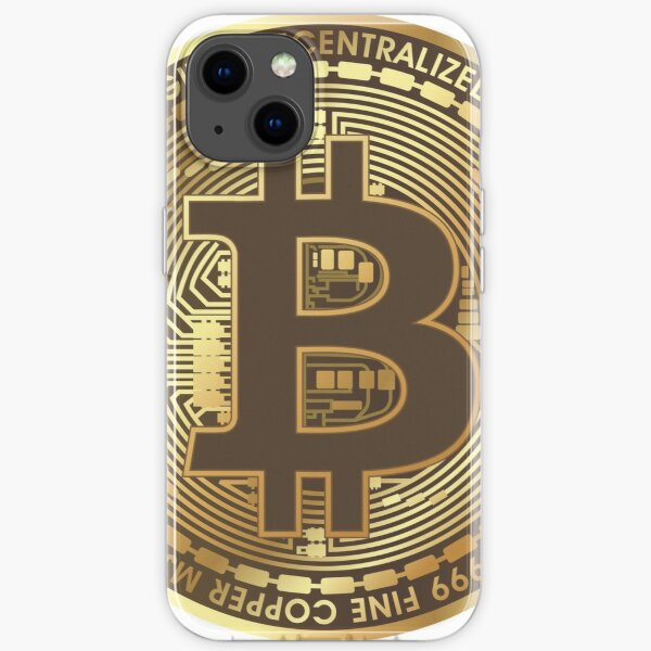 Bitcoin Cover iPhone Soft Case
