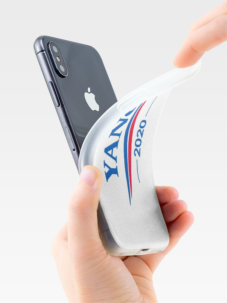 Alternate view of Yang 2020 iPhone Case & Cover