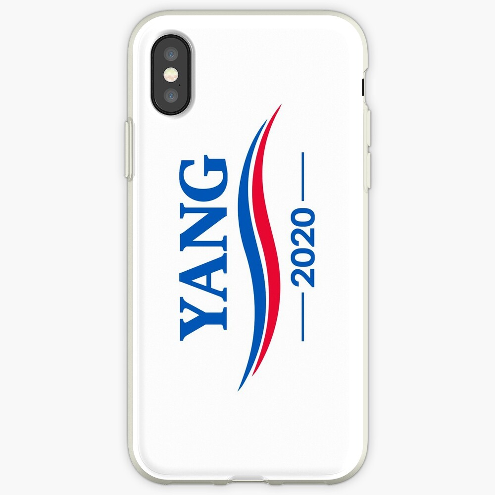 Yang 2020 iPhone Case & Cover